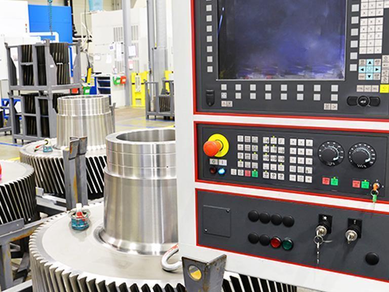 procesy przemysłowe